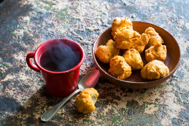 Gwaramari Newari Food
